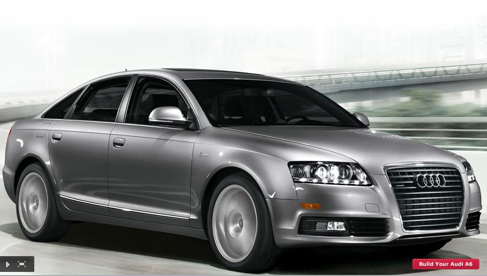 Luxury Vehicle: Audi A6 Review 2010, Luxury Large Car