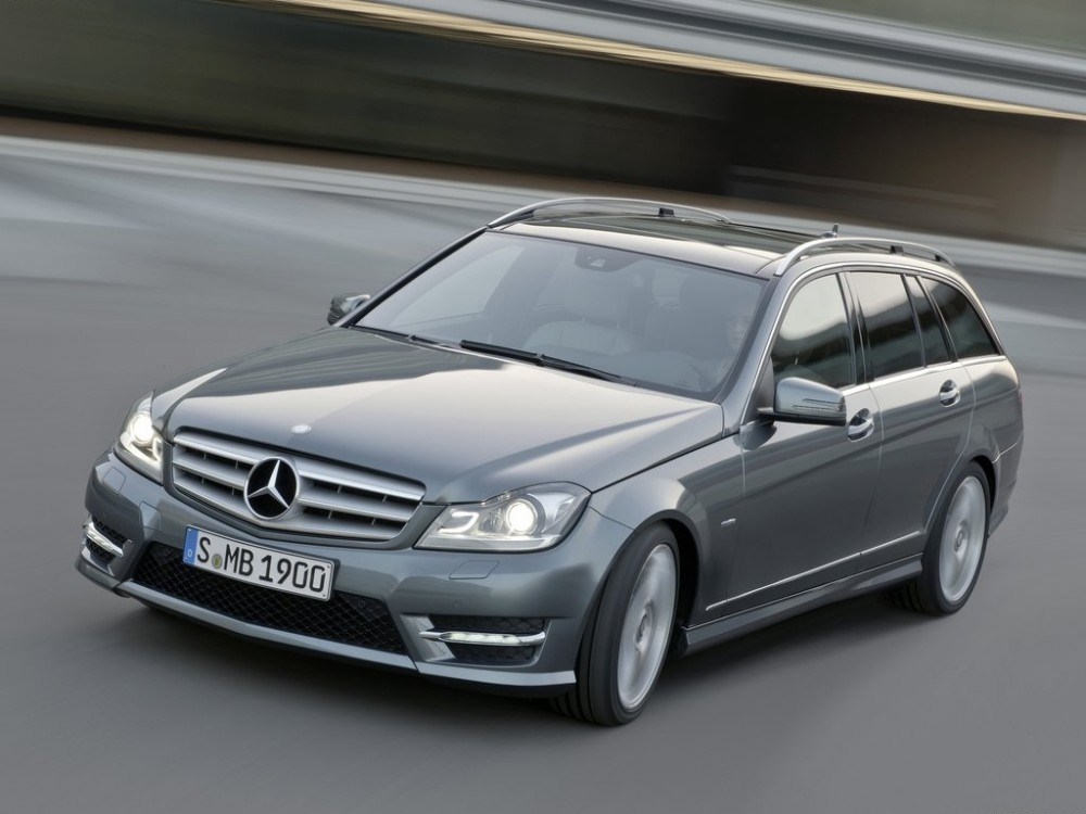 Mercedes Benz C Class Estate Review Family Estate For