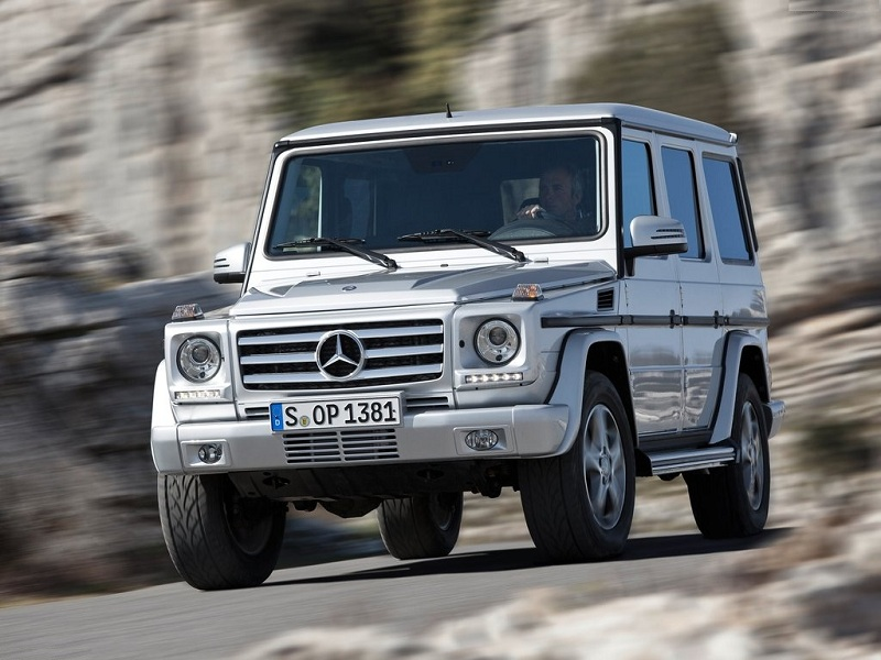Mercedes benz g class review off road suv for Mercedes benz suv g class price