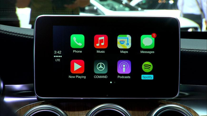 Demystifying apples carplay technology for Mercedes benz apple carplay
