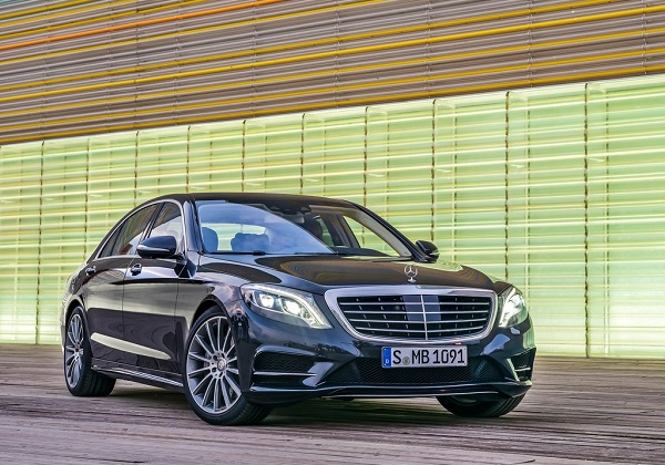 Mercedes Benz S Class 2014 UK – Redefines Opulence